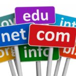 Domain-names-and-internet-concept